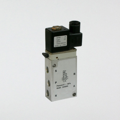 2630系列电磁阀The 2630 series solenoid valve